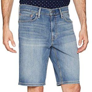 LEVI'S 541 Athletic Taper shorts Blue NWT